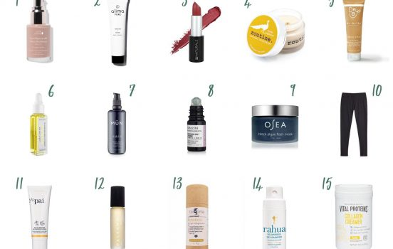 Fall Faves: 15 Natural Products I'm Crushing On