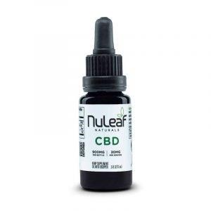 Nuleaf Organic CBD Oil