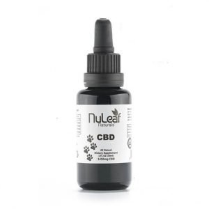 Nuleaf Organic Pet CBD Oil