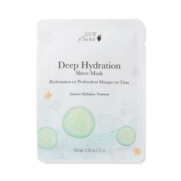 100% Pure Hydration Sheet Mask