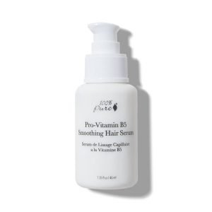 100% Pure Smoothing Hair Serum
