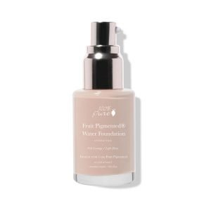 100% Pure Full Coverage Water Foundations
