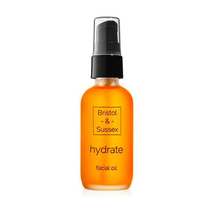 Bristol + Sussex Deep Conditioning Facial Oil
