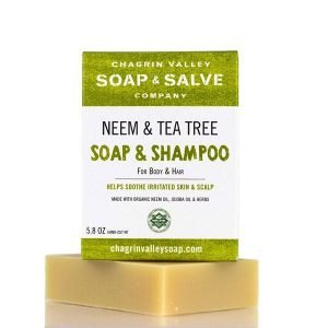 Chagrin Valley Soap Shampoo Bar