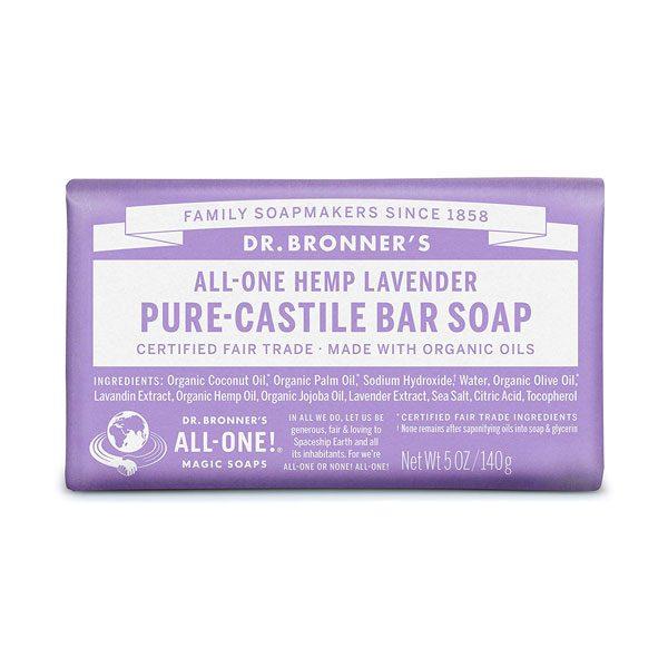 Dr. Bronner Castile Soap