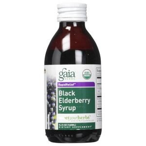 Gaia Elderberry Syrup
