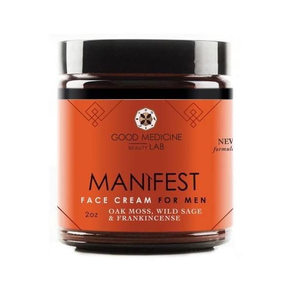 Good Medicine Beauty Lab Manifest Face Cream