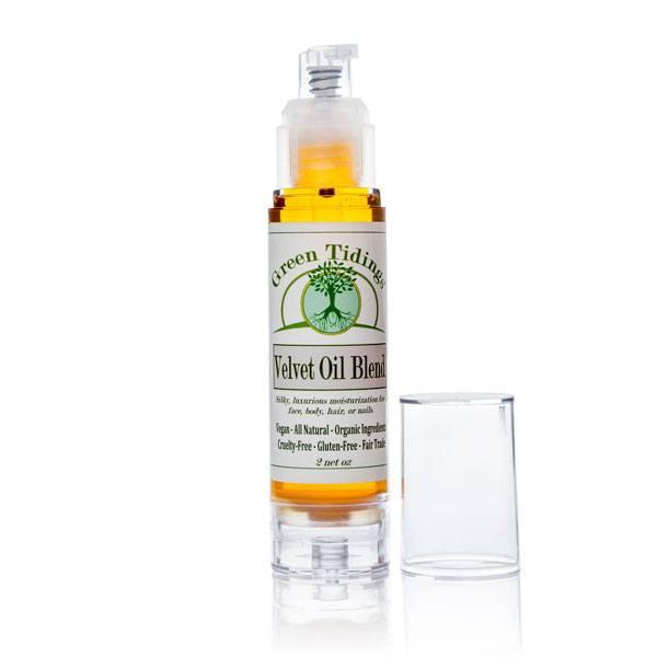Green Tidings Body Oil