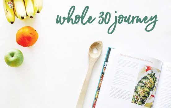 How I Survived My First Whole30 [Free Shopping List + Guidelines Download!]