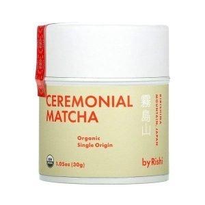 Rishi Organic Matcha