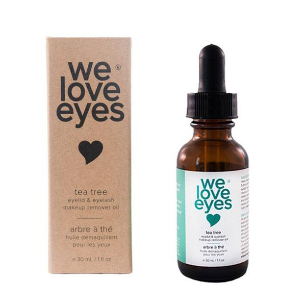 We Love Eyes Tea Tree Eye Makeup Remover