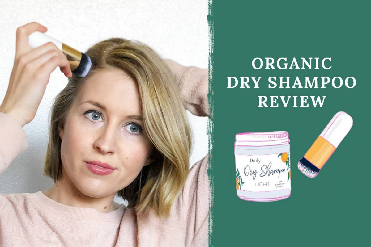 Daily Dry Shampoo Review