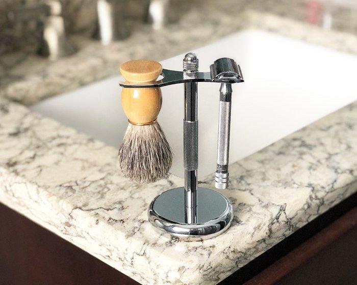 Zero Waste Shaving With A Safety Razor Organically Becca