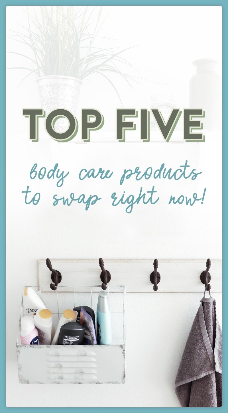 Top five products to swap