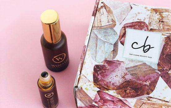 April Clean Beauty Box: Balance ft. Wabi-Sabi Botanicals