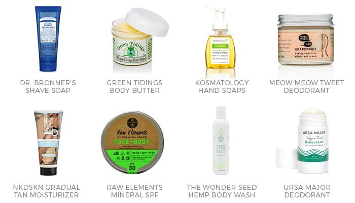 Organic Body Care on a Budget