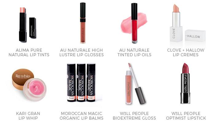Budget Organic Lip Products