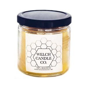 Welch Candle Co. Beeswax Candles