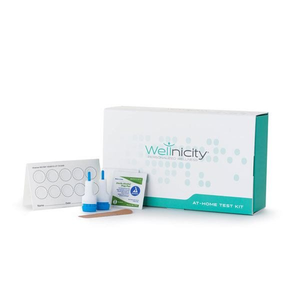 Wellnicity At-Home Health Test Kits