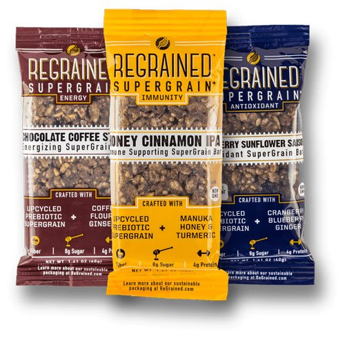 ReGrained Granola Bars