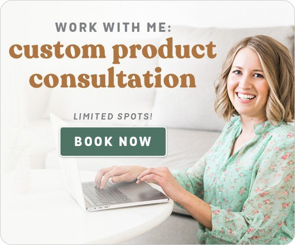 Custom Green Beauty Consultation