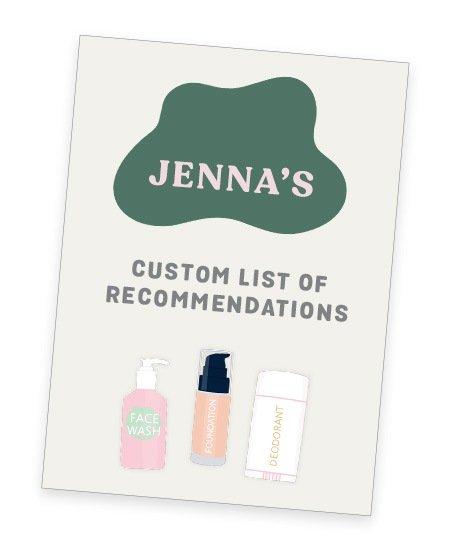 Custom consult