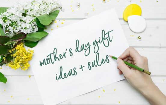 Green Gorgeous Mama: Mother's Day Sales + Gift Ideas