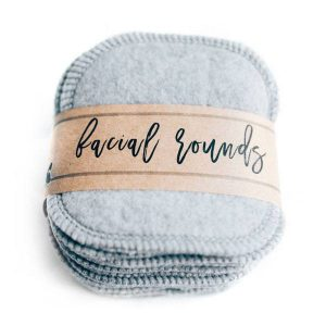 Creekside Kid Organic Cotton Bamboo Facial Rounds