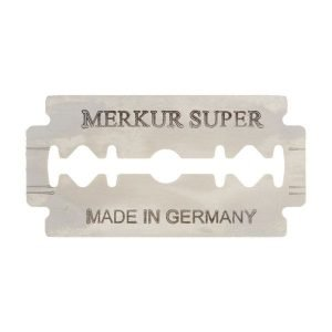 Merkur Double Edge Safety Razor Blades