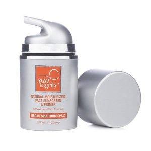 Suntegrity Moisturizing SPF30 Face Sunscreen + Primer