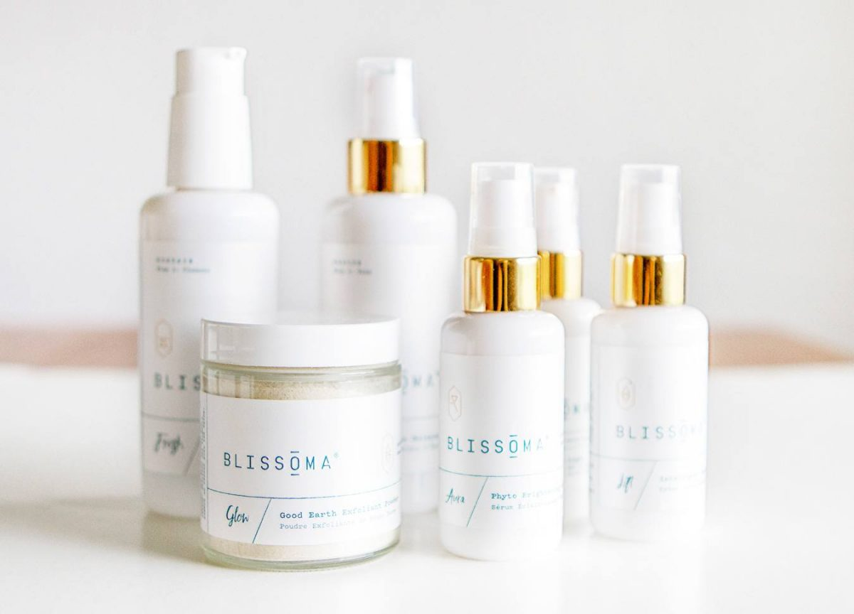 Naturally Brighten Sun-Damaged Skin with Blissoma Botanical Skincare
