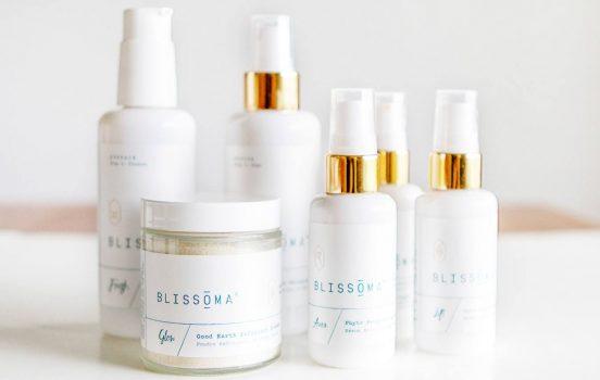Naturally Brighten Hyperpigmentation & Sun-Damaged Skin with Blissoma Botanical Skincare