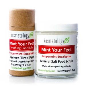 Kosmatology Mint Your Feet