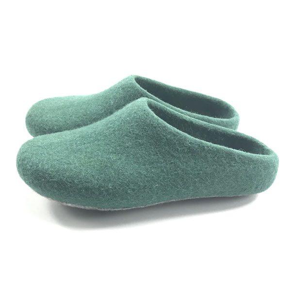 Kyrgies Wool Slippers