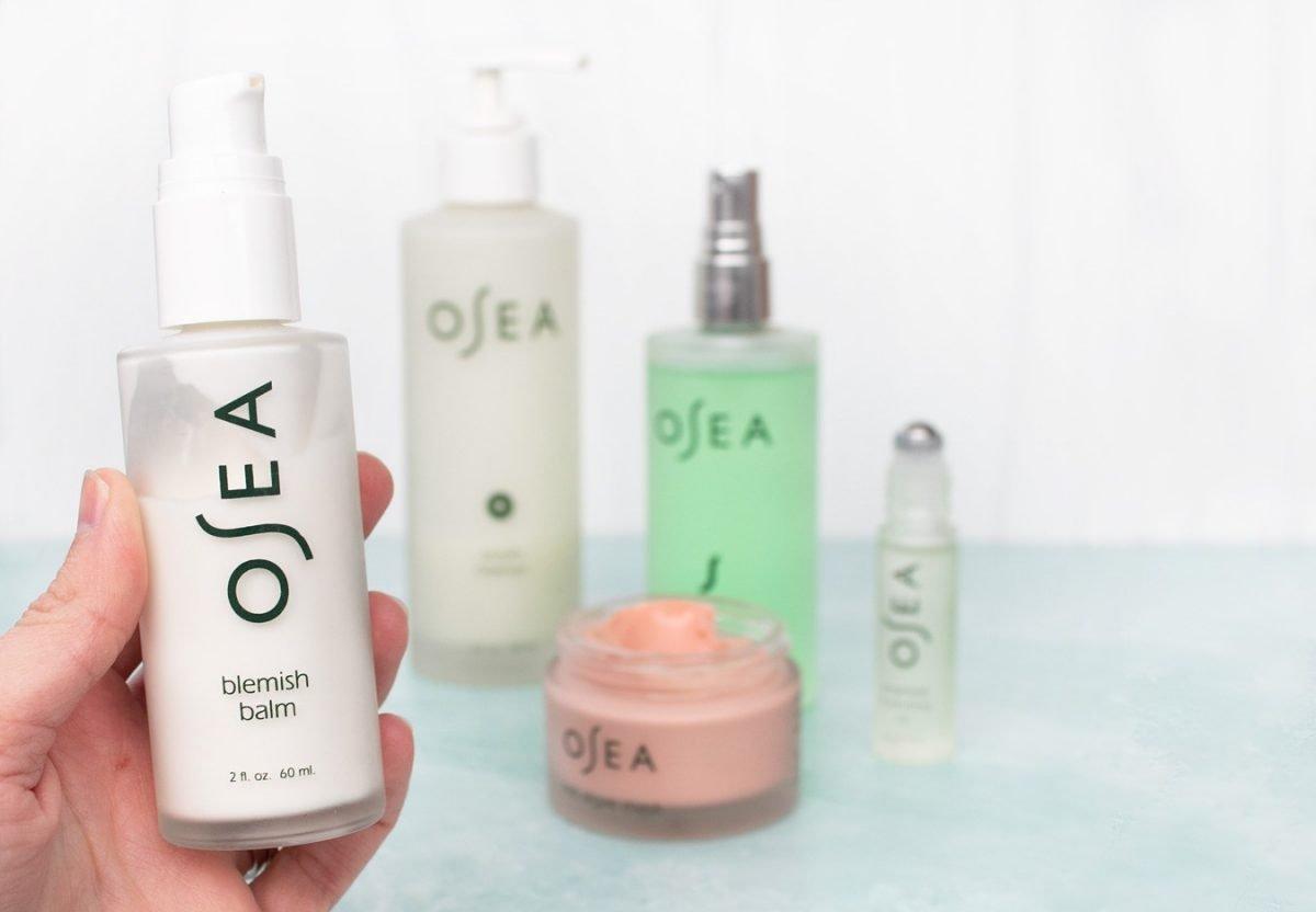 Osea Malibu Skincare Review & Favorites