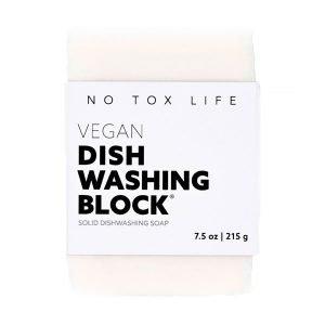 No Tox Life Dish Washing Soap Block