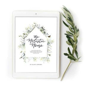 Holistic Home eBook