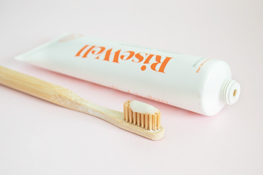 RiseWell Fluoride Free Toothpaste
