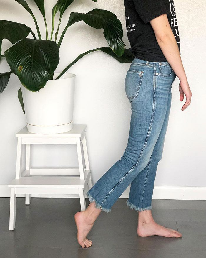 Madewell Eco Jeans