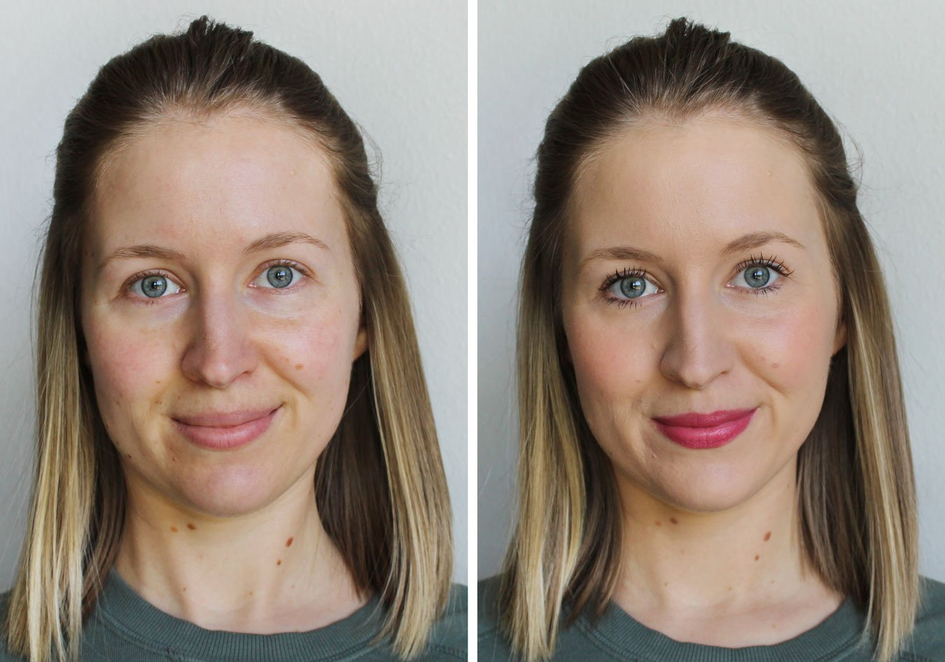 Clove + Hallow Before and After