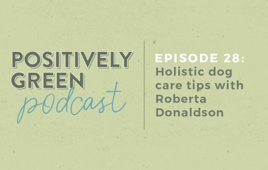 [Podcast EP28] Holistic Dog Care & Raw Diet Tips with Roberta Donaldson