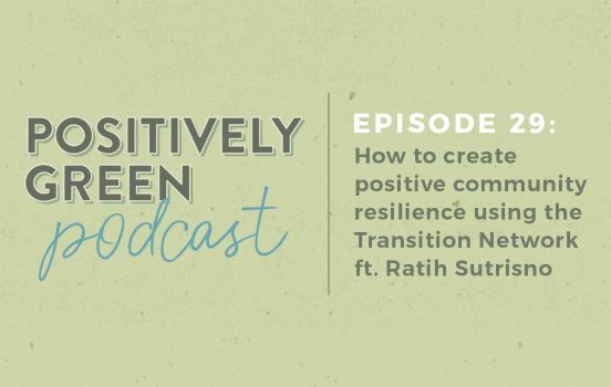 [Podcast EP29] Transition Towns ft. Ratih Sutrisno