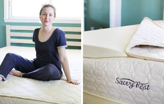 Savvy Rest Natural Latex Mattress Review (& Why I Choose Organic!)