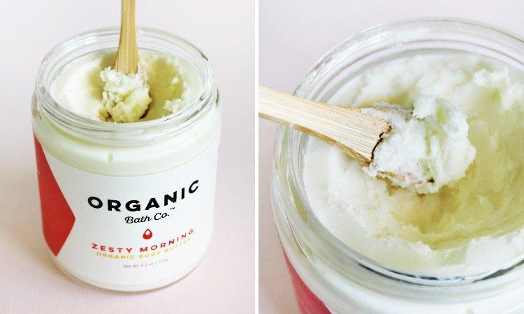 Organic Bath Co. Body Butter