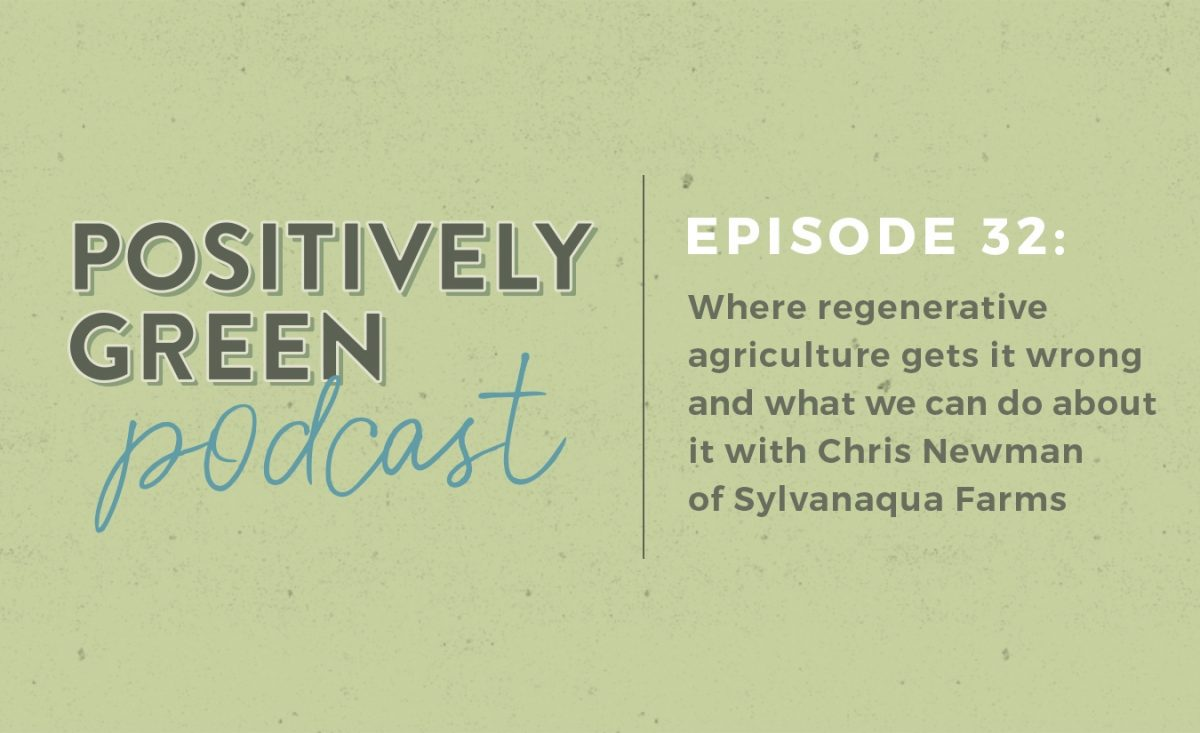 [Podcast EP32] Chris Newman of Sylvanaqua Farms