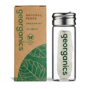 Georganics Natural Silk Floss