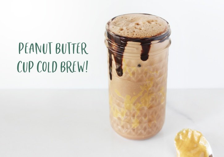 Peanut Butter Cup Cold Brew