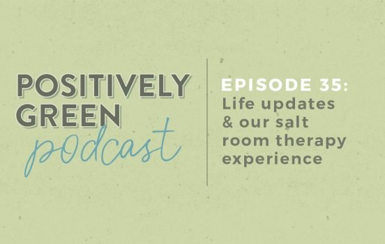 [Podcast EP35] Taking a Break & Our Salt Therapy Experience