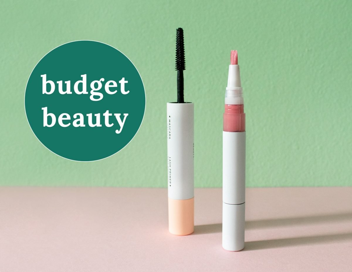 My Top Five Budget-Friendly Natural Beauty Products