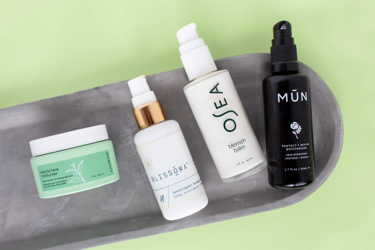 Best Natural Moisturizers: The Top 4 Face Creams for Supple Skin